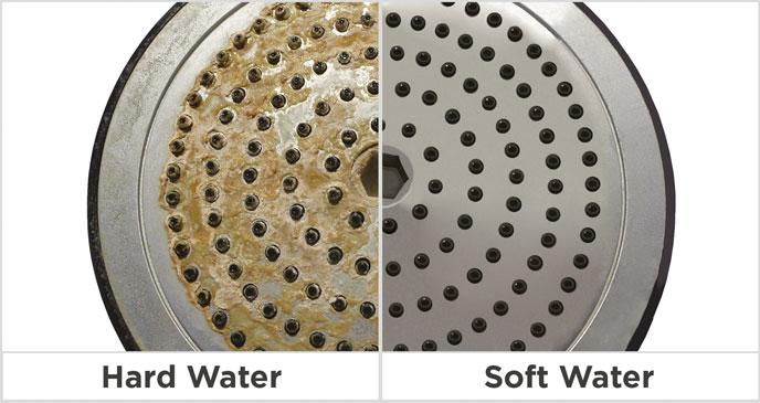 اثرات سختی آب