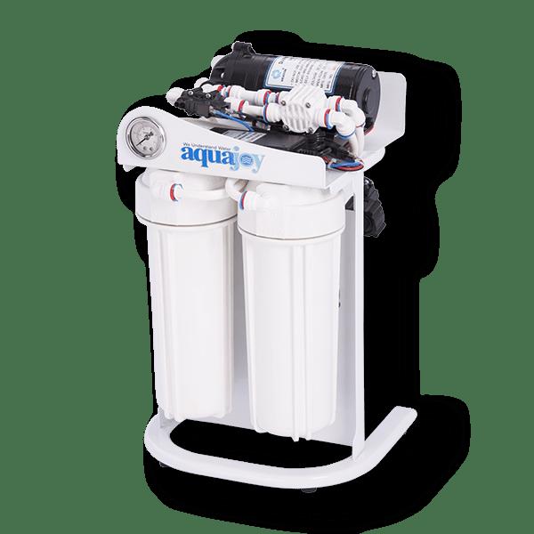 تصفیه آب نیمه صنعتی آکواجوی مدل ro 400