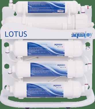 دستگاه تصفیه آب آکواجوی مدل لوتوس